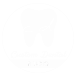 Custom dental studio logo
